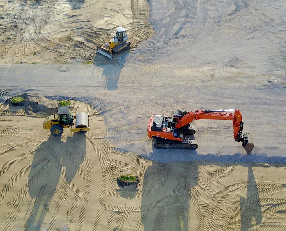 Leemans Grond weg waterbouw